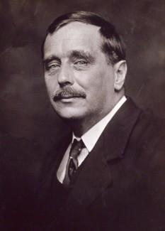 Herbert George Wells (n. 21 septembrie 1866, Bromley, Kent - d. 13 august 1946, Londra), cunoscut mai bine sub numele de H. G. Wells, scriitor englez celebru pentru cărțile sale de ficțiune precum Mașina timpului, Războiul lumilor, Omul invizibil, Primii oameni în Lună și Insula Doctorului Moreau - foto: ro.wikipedia.org