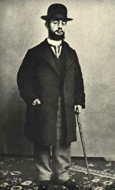 Henri de Toulouse-Lautrec (n. 24 noiembrie 1864, Albi - d. 9 septembrie 1901, Malromé/Gironde) pictor francez din perioada postimpresionistă -  foto: ro.wikipedia.org