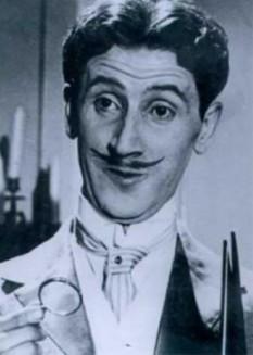 Horia Șerbănescu (n.16 martie 1924, București - 19 septembrie 2010, București) actor de comedie român - foto: cinemagia.ro