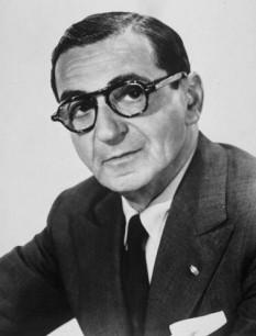 Irving Berlin (născut Israel Isidore Beilin, 11 mai 1888 – 22 septembrie 1989) - compozitor american de origine belaruso-evreiească - foto: ro.wikipedia.org