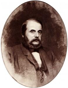 Ivan Alexandrovici Goncearov (n. 18 iunie 1812 — d. 27 septembrie 1891), prozator rus cunoscut mai ales pentru romanul său, Oblomov - foto: ro.wikipedia.org