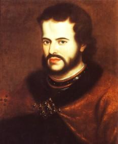 Ivan al V-lea Alekseievici (6 septembrie [S.V. 27 august] 1666 – 8 februarie [S.V. 29 ianuarie] 1696) co-Țar al Rusiei împreună cu fratele său vitreg mai mic Petru I) cu care a domnit între 1682 și 1696 - foto - ro.wikipedia.org