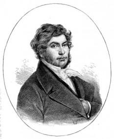 Jean-François Champollion (n. 23 decembrie 1790, Figeac, Franța - d. 4 martie 1832, Paris), orientalist francez - foto: ro.wikipedia.org