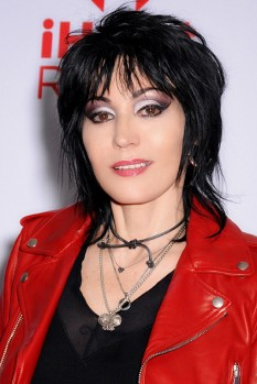 Joan Jett (born Joan Marie Larkin; September 22, 1958) is an American rock guitarist, singer, songwriter, producer and occasional actress - foto: en.wikipedia.org