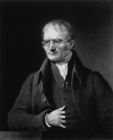 Dalton John (n. 6 septembrie 1766 – d. 27 iulie 1844) fizician și chimist englez - foto - ro.wikipedia.org