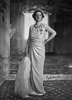 Juliana (Juliana Louise Emma Marie Wilhelmina (n. 30 Aprilie 1909 – d. 20 Martie 2004) regina Regatului Olandei intre anii 1948 si 1980 - foto - cersipamantromanesc.wordpress.com