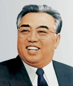 Kim Ir-sen (n. 15 aprilie 1912, d. 8 iulie 1994) comunist nord-coreean, politician care a condus Coreea de Nord de la fondarea sa în 1948 până la moartea sa în 1994. El a deținut postul de prim-ministru (1948–1972) și președinte din 1972 până la moartea sa. El a fost, de asemenea, Secretarul General al Partidului Muncitorilor din Coreea - foto: en.wikipedia.org