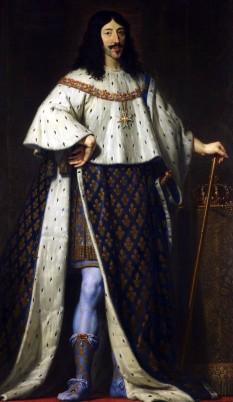 Ludovic al XIII-lea (n. 27 septembrie 1601 - d. 14 mai 1643, Saint-Germain-en-Laye), supranumit cel Drept (în franceză Le Juste), fiul lui Henric al IV-lea al Franței, a domnit ca rege al Franței și Navarei între anii 1610 și 1643. Imaginea regelui este inseparabilă de cea a primului său ministru cardinalul Richelieu - foto: ro.wikipedia.org