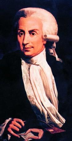 Luigi Galvani (n. 9 septembrie 1737, Bologna, Italia — d. 4 decembrie 1798, Bologna) medic italian, unchiul lui Giovanni Aldini - foto: ro.wikipedia.org