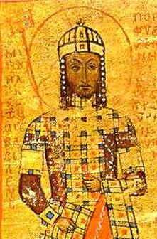 Manuel I Comnen (n. 28 noiembrie 1143- d. 24 septembrie 1180), împărat Bizantin din secolul al XII-lea, a cărui domnie a avut un rol crucial în istoria Bizanțului și a zonei Mediterane - foto: pachs.net