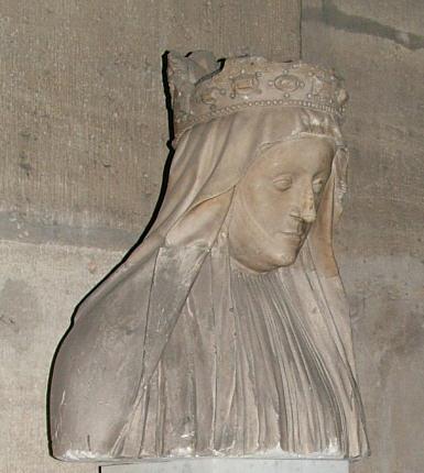 Maria de Anjou (14 octombrie 1404 – 29 noiembrie 1463) a fost regină consort a Franței în perioada 1422 - 1461 prin căsătoria cu regele Carol al VII-lea al Franței. Mama ei, Iolanda de Aragon, a jucat un rol principal în ultima fază a Războiului de O Sută de Ani - foto: ro.wikipedia.org