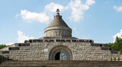Mausoleul de la Mărășești, monument dedicat eroilor Primului Război Mondial - foto: ro.wikipedia.org