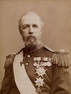 Oscar al II-lea (21 ianuarie 1829 - 8 decembrie 1907), născut Oscar Frederik, rege al Norvegiei din 1872 până la 1905 și rege al Suediei din 1872 până la moartea sa - foto: ro.wikipedia.org