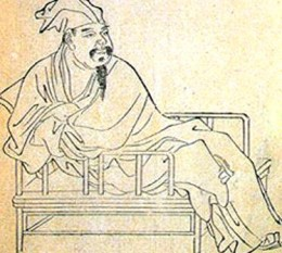 Ouyang Xiu (1007 – 22 September 1072), courtesy name Yongshu, was a Chinese statesman, historian, essayist, calligrapher and poet of the Song Dynasty - foto: en.wikipedia.org