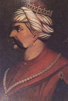 Selim I (poreclit Cel Necruțător; 10 octombrie, 1465 – 22 septembrie, 1520), sultanul Imperiului Otoman între anii 1512 - 1520 - foto: ro.wikipedia.org