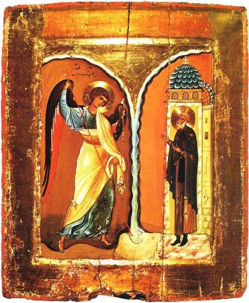 Pomenirea minunii Sfântului Arhanghel Mihail în Colose. Prăznuirea sa de către Biserica Ortodoxă se face la data de 6 septembrie - foto: doxologia.ro