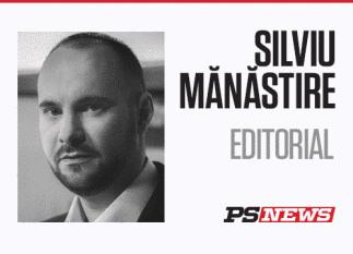 Silviu Mănăstire - foto: psnews.ro