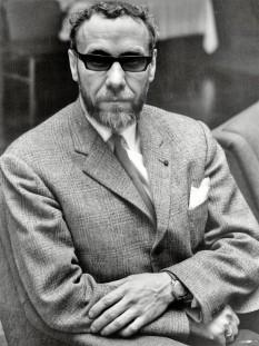 Sven Hassel, (n. 19 aprilie 1917 - d. 21 septembrie 2012), soldat danez, autor al unor romane (pseudo-autobiografice) bazate pe experiența sa de-a lungul celui de-al Doilea Război Mondial - foto: independent.co.uk