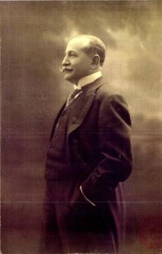 Take Ionescu (n. 13 octombrie 1858, Ploiești - d. 22 iunie1922, Roma) om politic, avocat și ziarist român, care a deținut funcția de prim-ministru al României în perioada 1921-1922 - foto: ro.wikipedia.org