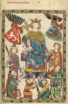 Venceslau al II-lea, în cehă Václav, în poloneză Wacław, (n. 27 septembrie 1271 - d. 21 iunie 1305, Praga) a fost începând cu 1278 rege al Boemiei și începând cu 1300, ca Venceslau I, rege al Poloniei. A fost tatăl lui Venceslau al III-lea și totodată penultimul domnitor din dinastia de Přemysl - foto: ro.wikipedia.org