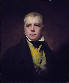 Sir Walter Scott (15 august 1771 – 21 septembrie 1832), scriitor scoțian prolific și un poet popular în Europa în timpul vieții sale - foto (portret de Henry Raeburn, 1822): ro.wikipedia.org