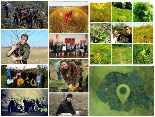 Întâlnire cu plantatorii de fapte bune din București - foto: facebook.com