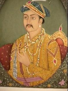 Jalaluddin Muhammad Akbar (în limba arabă Akbar înseamnă cel Mare) (n. 15 octombrie 1542 la Umarkot, Madhya Pradesh, †d. 15 octombrie 1605 la Agra), Mare Mogul în Imperiul Mogul între anii 1556-1605. Este succesorul tatălui său, Nasir ud din Muhammad Humayun și, împreună cu Ashoka, se numără printre cei mai însemnați stăpânitori mongoli ai Indiei - foto: ro.wikipedia.org