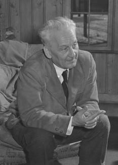 Albert Szent-Gyorgyi (n. 16 septembrie 1893 – d. 22 octombrie 1986), medic biochimist maghiar care a câștigat Premiul Nobel pentru Medicină în 1937 - foto: ro.wikipedia.org
