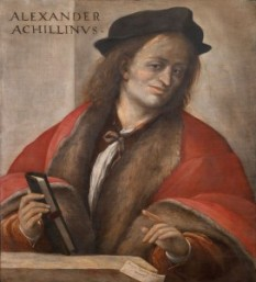 Alessandro Achillini (Latin Alexander Achillinus; 20 sau 29 October 1463 – 2 August 1512) was an Italian philosopher and physician - foto: en.wikipedia.org