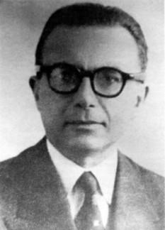 Alexandru Proca - (n. 16 octombrie 1897, București - d. 13 decembrie 1955, Paris), fizician și academician român. În același timp cu japonezul Hideki Yukawa, dar independent de acesta, a pus bazele studiului asupra forțelor nucleare - foto: ro.wikipedia.org