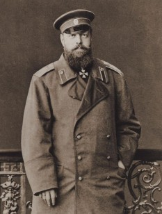 Alexandru al III-lea al Rusiei (n. 10 martie 1845 - d. 1 noiembrie 1894), împărat al Rusiei din 14 martie 1881 până la decesul său în 1894 - in imagine, Alexandru al III-lea al Rusiei - Portret de Ivan Kramskoi, c. 1886 - foto:: ro.wikipedia.org