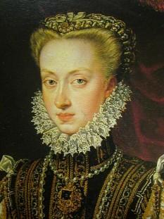 Ana de Austria (1 noiembrie 1549 - 26 octombrie 1580), soția regelui Filip al II-lea al Spaniei. A fost primul copil al lui Maximilian al II-lea, Împărat al Sfântului Imperiu Roman și al Mariei a Spaniei. S-a născut în Spania dar a trăit la Viena de la vârsta de patru ani foto (Anna de Austria de Alonso Sánchez Coello): ro.wikipedia.org