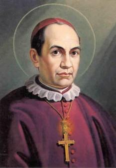 Anton Maria Claret (n. 23 decembrie 1807 - d. 1870) a fost un episcop catolic din Spania, întemeietorul ordinului claretin, canonizat ca sfânt -  foto: ro.wikipedia.org