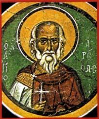 Sfântul Mare Mucenic Areta (†  523) - A pătimit la începutul secolului al VI-lea și era originar din ținutul Yemenului (Arabia) - foto: calendar-ortodox.ro