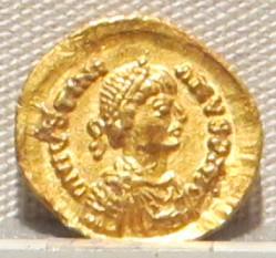 Athalaric (n. 516 – d. 2 octombrie 534), rege al ostrogoților din Italia din anul 526 - foto: en.wikipedia.org