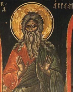 Dreptului Avraam - foto: calendar-ortodox.ro