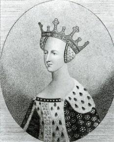 Caterina de Valois (n. 27 octombrie 1401 – d. 3 ianuarie 1437), regină a Angliei din 1420 până în 1422 foto: ro.wikipedia.org