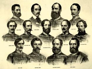Cei 13 Martiri de la Arad - foto: ro.wikipedia.org