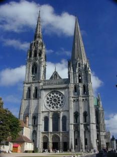 Catedrala Notre Dame din Chartres - foto: ro.wikipedia.org