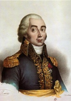 Claude François de Malet (June 28, 1754 – October 29, 1812) was born in Dole to an aristocratic family. He was executed by firing squad, six days after staging a failed republican coup d'état as Napoleon I returned from the disastrous Russian campaign in 1812 - foto: commons.wikimedia.org
