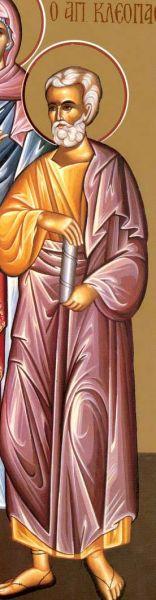 Sfântul Apostol Cleopa. Prăznuirea sa de către Biserica Ortodoxă se face la data de 30 octombrie - foto: doxologia.ro