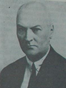 Dimitrie Pompeiu (n. 22 septembrie 1873, Broscăuţi, judeţul Botoşani - d. 8 octombrie 1954, Bucureşti), matematician român, profesor la universităţile din Iaşi, Bucureşti şi Cluj, membru titular al Academiei Române - foto: ro.wikipedia.org