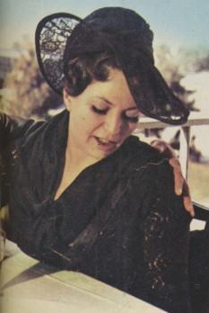 Draga Olteanu Matei (n. 24 octombrie 1933, București), apreciată actriță de comedie, ce a jucat pe scena Teatrului Național București, în numeroase filme și la televiziune - foto: ro.wikipedia.org