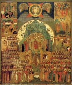 Duminica tuturor Sfintilor - foto: doxologia.ro
