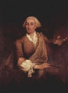 Francesco Guardi (n. 5 octombrie 1712, d. 1 ianuarie 1793), pictor venețian și membru al Școlii Venețiene - foto (Francesco Guardi în 1764): ro.wikipedia.org