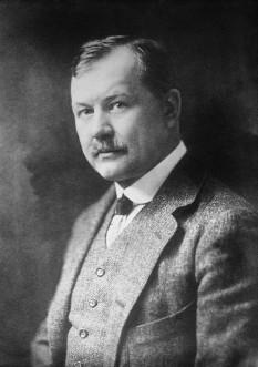Franz Lehár (n. 30 aprilie 1870, Komárom - d. 24 octombrie 1948, Bad Ischl, Austria), compozitor austriac de origine maghiară -  foto: ro.wikipedia.org
