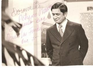 Dumitru Furdui (n. 27 octombrie 1936, Băilești, județul Dolj, d. 13 aprilie 1998, Paris), actor român foto (Dumitru Furdui în anul 1975): ro.wikipedia.org