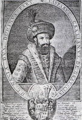 Gaspar Graziani (cca. 1575–1620) a fost domn al Moldovei între 4 februarie 1619 și 20 septembrie 1620 - foto: ro.wikipedia.org