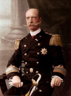 George I (24 decembrie 1845 – 18 martie 1913), rege al Greciei din 1863 până în 1913 foto: ro.wikipedia.org