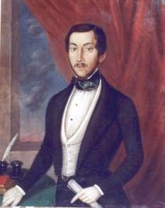 Gheorghe Costa-Foru (n. 26 octombrie 1820, București; d. 28 noiembrie 1876, București), politician, profesor și jurist român - foto: ro.wikipedia.org
